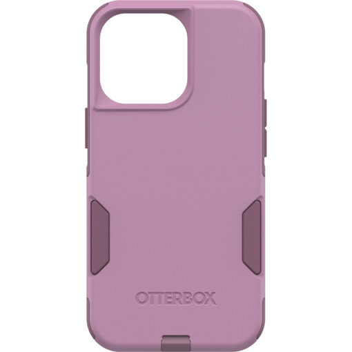 77-83436-OtterBox Apple iPhone 13 Pro Commuter Series Antimicrobial Case - Maven Way (Pink) (77-83436)