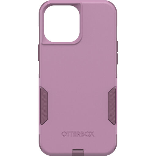 77-83452-OtterBox Apple iPhone 13 Pro Max Commuter Series Antimicrobial Case - Maven Way (Pink)  (77-83452)