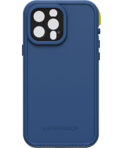 77-83464-LifeProof FRĒ Case for Apple  iPhone13 Pro Max (77-83464) - Onward Blue - WaterProof