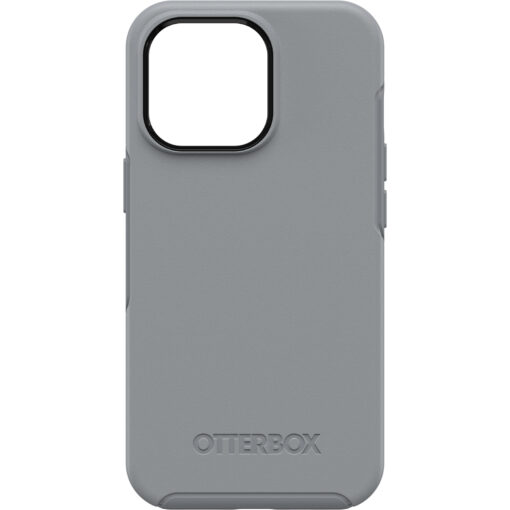 77-83472-OtterBox Apple iPhone 13 Pro Symmetry Series Antimicrobial Case - Resilience Grey (77-83472)