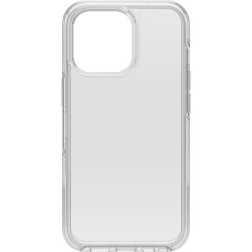 77-83490-OtterBox Apple iPhone 13 Pro Symmetry Series Clear Antimicrobial Case - Clear (77-83490)