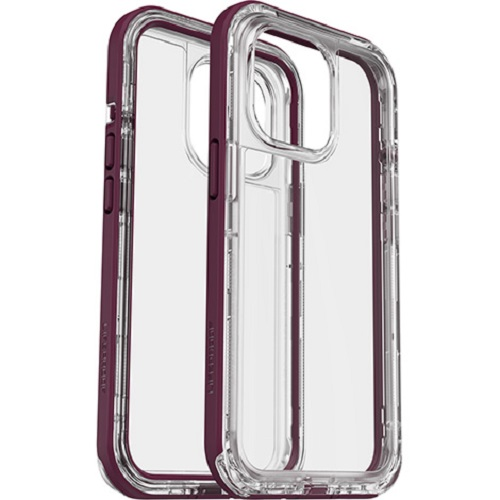 77-83515-LifeProof NËXT Antimicrobial Case For iPhone 13 Pro- Essential Purple (77-83515)