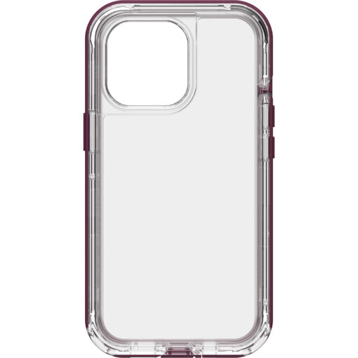 77-83527-LifeProof NEXT Antimicrobial Case For Apple iPhone 13 Pro Max (77-83527) - Essential Purple - DropProof