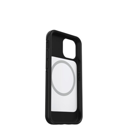 77-83594-OtterBox Apple iPhone 13 mini Symmetry Series+ Antimicrobial Case with MagSafe - Black  (77-83594)