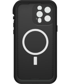 77-83678-LifeProof FRE Case For Magsafe For Apple iPhone 13 Pro Max (77-83678) - Black - WaterProof