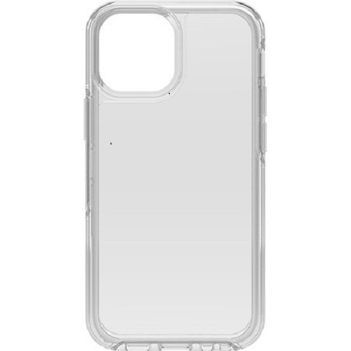 77-83717-OtterBox Apple iPhone 13 mini Symmetry Series Clear Antimicrobial Case - Clear  (77-83717)