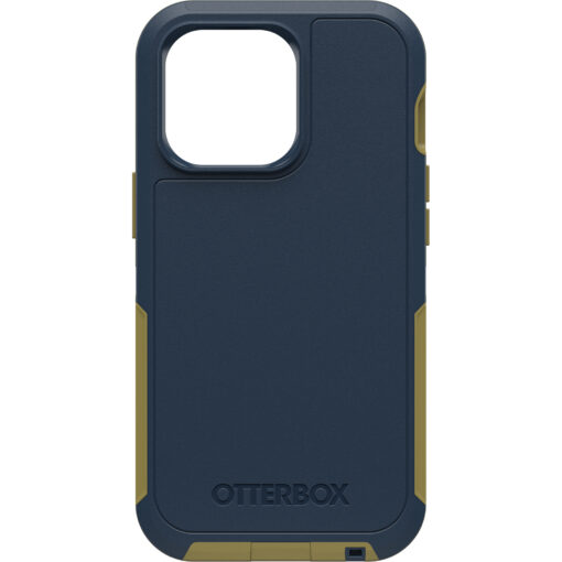77-84656-OtterBox Apple iPhone 13 Pro Defender Series XT Case with MagSafe - Dark Mineral (Blue) (77-84656)