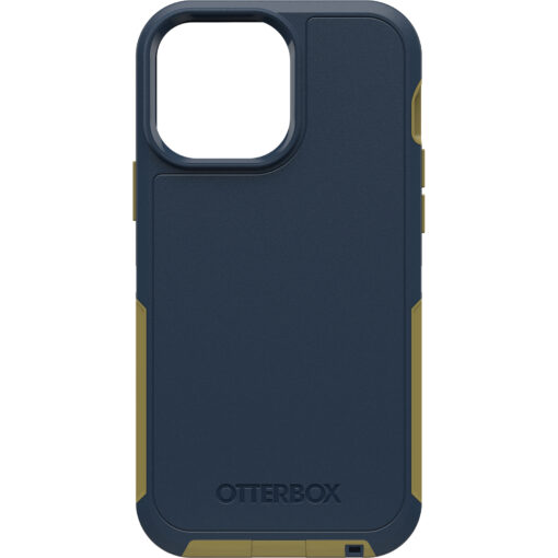 77-84680-OtterBox Apple iPhone 13 Pro Max Defender Series XT Case with MagSafe - Dark Mineral (Blue) (77-84680)