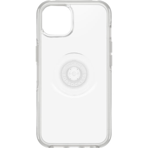 77-85394-OtterBox Apple iPhone 13 Otter + Pop Symmetry Series Clear Case - Clear Pop ( 77-85394)