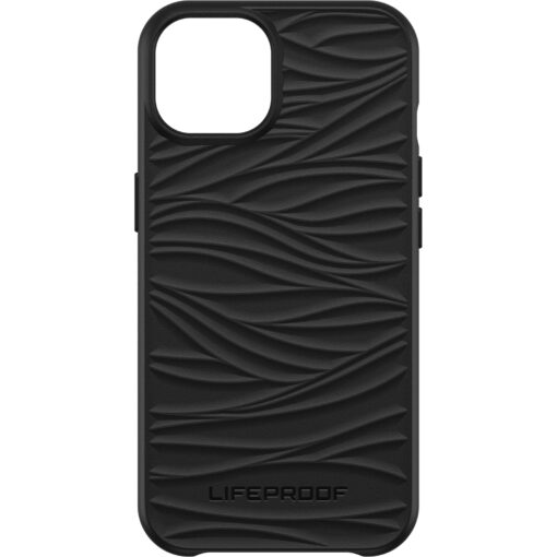 77-85518-LifeProof WAKE Case for Apple  iPhone 13 - Black ( 77-85518 ) - Mellow wave pattern