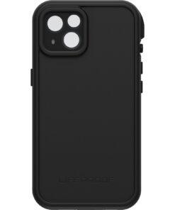 77-85527-LifeProof FRE Case for Apple  iPhone 13 - Black - WaterProof