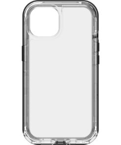 77-85537-LifeProof NËXT ANTIMICROBIAL CASE FOR APPLE  iPHONE 13 - Black Crystal(77-85537) - DropProof