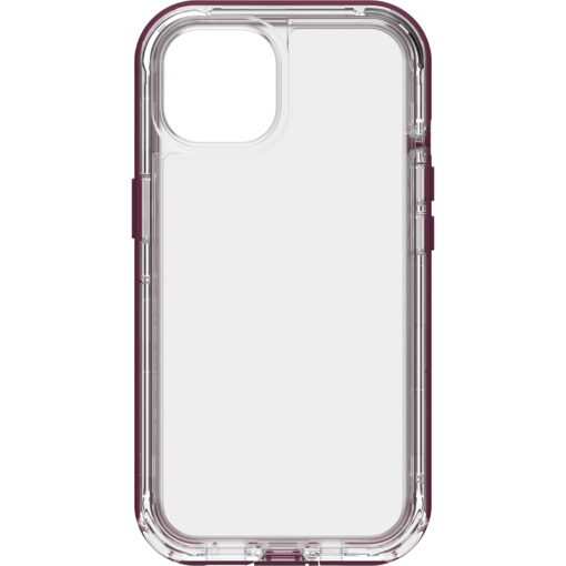 77-85539-LifeProof NËXT ANTIMICROBIAL CASE FOR APPLE  iPHONE 13 - Essential Purple(77-85539) - DropProof