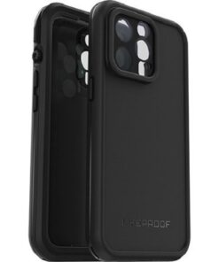 77-85566-LifeProof FRE Case for Apple  iPhone 13 Pro - Black (77-85566) -  WaterProof