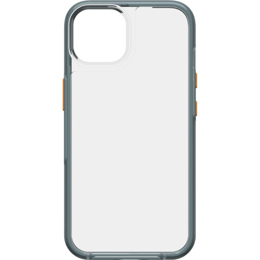 77-85678-LifeProof SEE CASE FOR APPLE iPHONE 13 -  ZEAL GREY(77-85678) - Clear to show off your phone