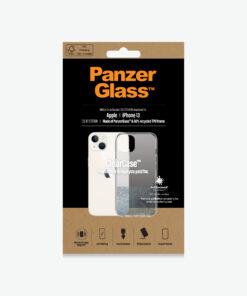 0313-PanzerGlass™ ClearCase™ iPhone 13 - Slim Fashionable Design