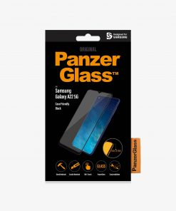 7274-PanzerGlass™ Samsung Galaxy A22 5G - Clear glass - Screen Protector - Full Frame Coverage