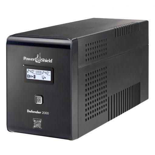 PSD2000-PowerShield Defender 2000VA / 1200W Line Interactive UPS with AVR