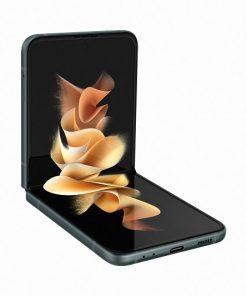 SM-F711BZGAATS-Samsung Galaxy Z Flip3 5G 128GB Phantom Green  - 8GB RAM