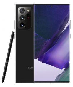SM-N986BZKEXSA-Samsung Galaxy Note20 Ultra 5G 256GB Mystic Black- S-Pen