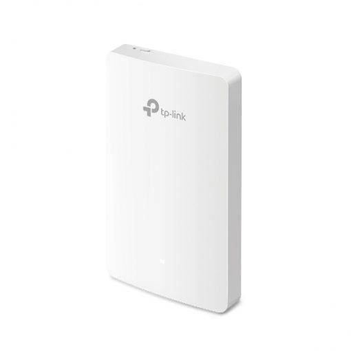 EAP615-Wall-TP-Link EAP615-Wall AX1800 Wall Plate WiFi 6 Access Point