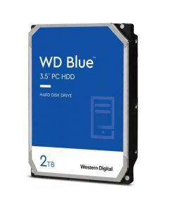 "WD20EZBX-P-Western Digital WD Blue 2TB 3.5"" HDD SATA 6Gb/s 7200RPM 256MB Cache SMR Tech 2yrs Wty (similar to WD20EZAZ)"