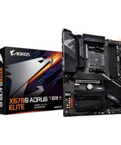 GA-X570S-AORUS-ELITE-AX-Gigabyte X570S AORUS ELITE AX AMD Ryzen AM4 ATX Motherboard