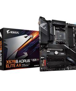 GA-X570S-AORUS-ELITE-Gigabyte X570S AORUS ELITE AMD Ryzen AM4 ATX Motherboard