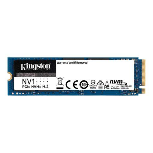 SNVS/2000G-Kingston NV1 NVMe™ PCIe 3.0 x 4 Lanes SSD 2TB 2