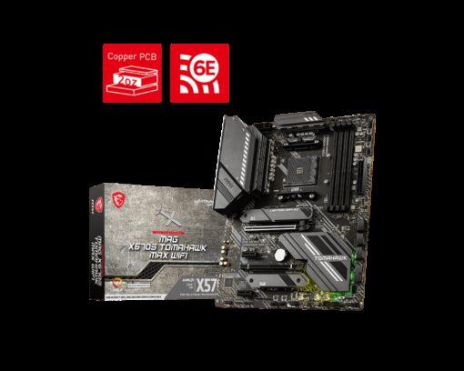 MAG X570S TOMAHAWK MAX WIFI-MSI MAG X570S TOMAHAWK MAX WIFI AM4 ATX Motherboard