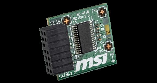 TPM 2.0 (MS-4136)-MSI TPM 2.0 Module (MS-4136) LPC Interface