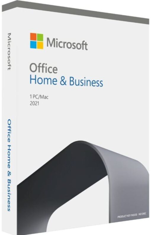 T5D-03509-Microsoft Office Home and Business 2021 English APAC Medialess (Replace SMS-OFFHB2019-ML) NDA Oct 5th