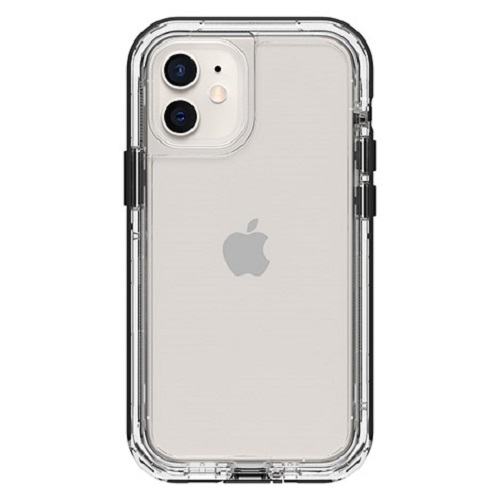 77-65378-LifeProof NEXT Case for Apple  iPhone 12 Mini - Black Crystal