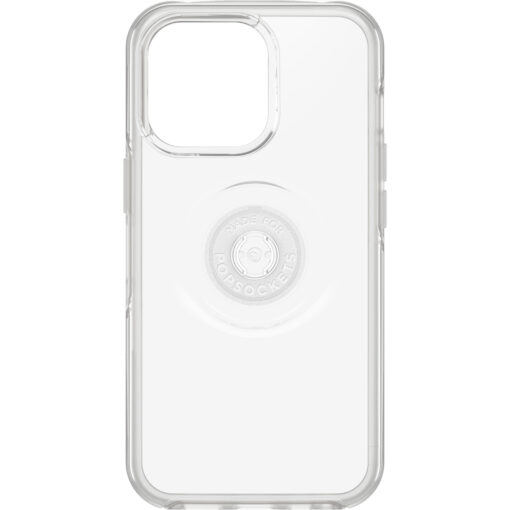 77-83543-OtterBox Apple iPhone 13 Pro Otter + Pop Symmetry Series Antimicrobial Case - Black (77-83543)