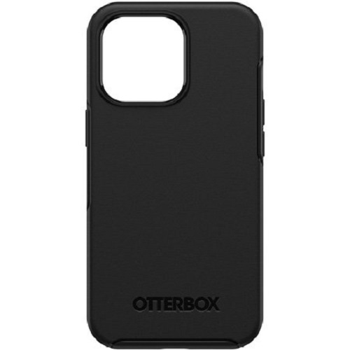 77-83588-OtterBox Apple iPhone 13 Pro Symmetry Series+ Antimicrobial Case with MagSafe - Black (77-83588)