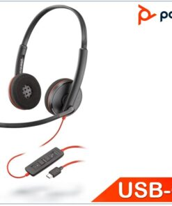 209749-22-Plantronics/Poly Blackwire 3220