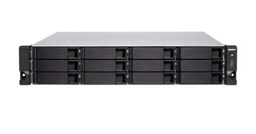 TVS-1272XU-RP-i3-4G-QNAP TVS-1272XU-RP-i3-4G