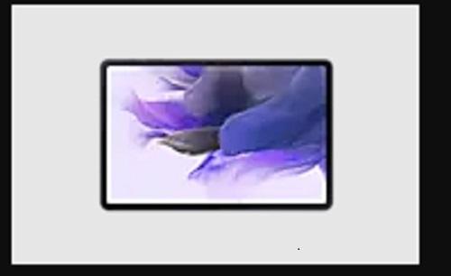 """SM-T733NZKAXSA-Samsung Galaxy Tab S7 FE Wi-Fi 64GB Mystic Black *AU STOCK*  - 12.4"""" TFT Display"""
